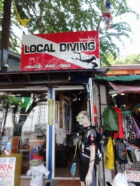 Local Diving - Services
