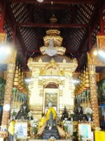 Wat Chiang Man - Attractions