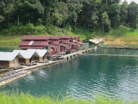 Klong Ka Raft House (Klong 9) - Accommodation