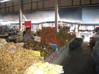Doi Saket Market - Shops