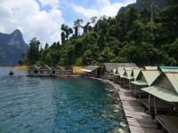 Nang Prai Raft House - Accommodation