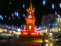 Chiang Rai Clocktower - Attractions