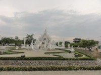 Wat Rongkhun White Temple - Attractions