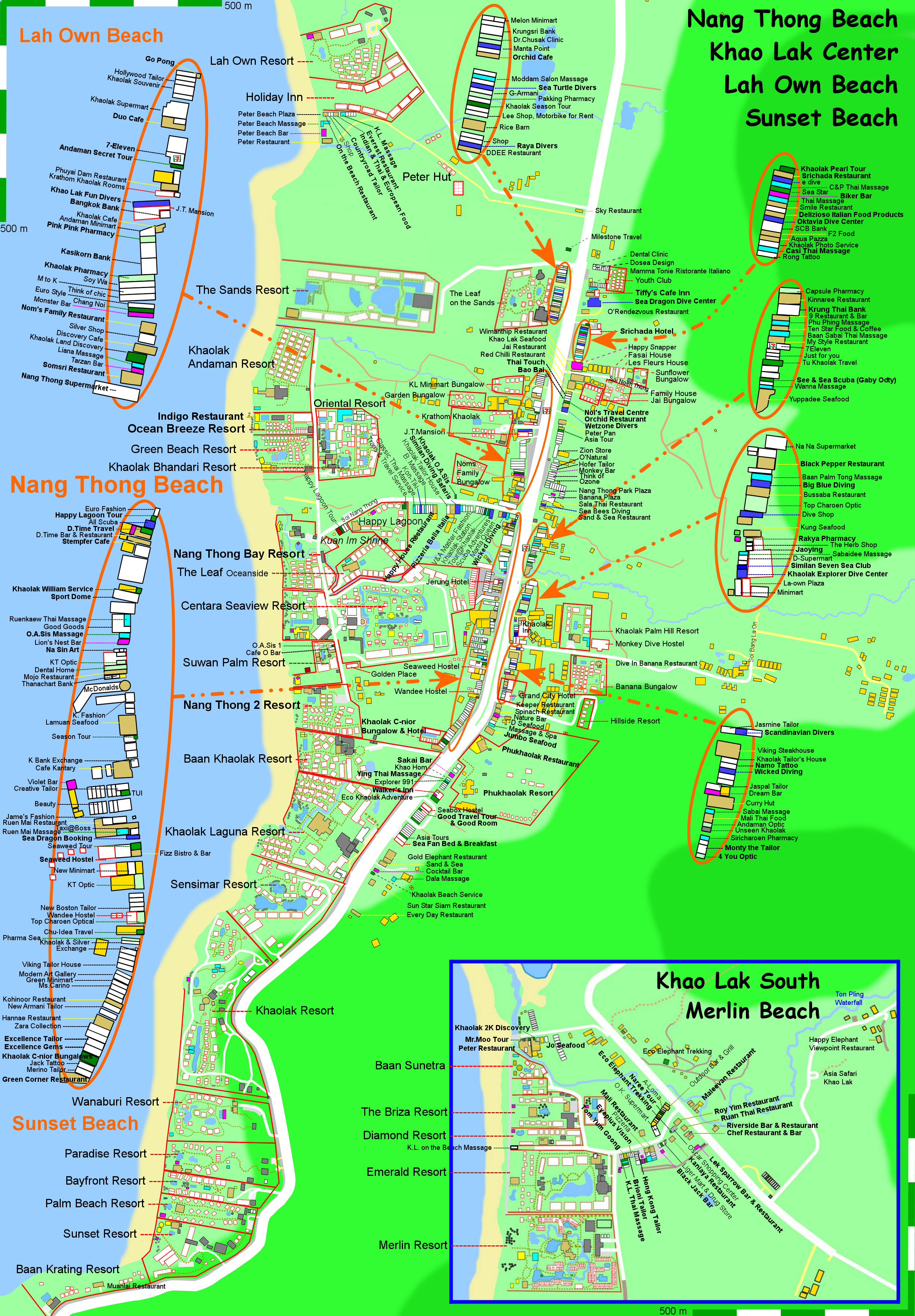 Best Nang Thong Map 2015 HD for Sale